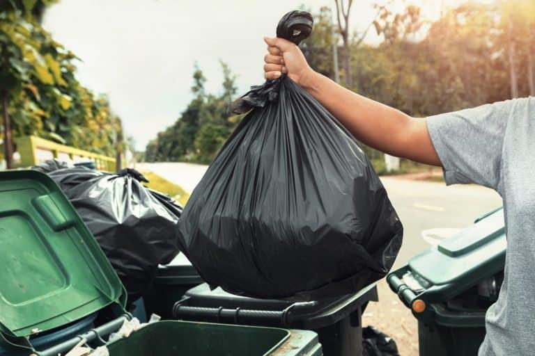forbud mot svarte søppelsekker