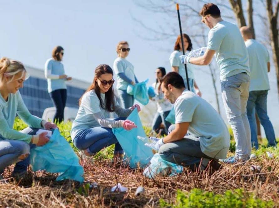 skrottaxi tjenester dugnad søppeltaxi, søppelhenting og avfallshenting
