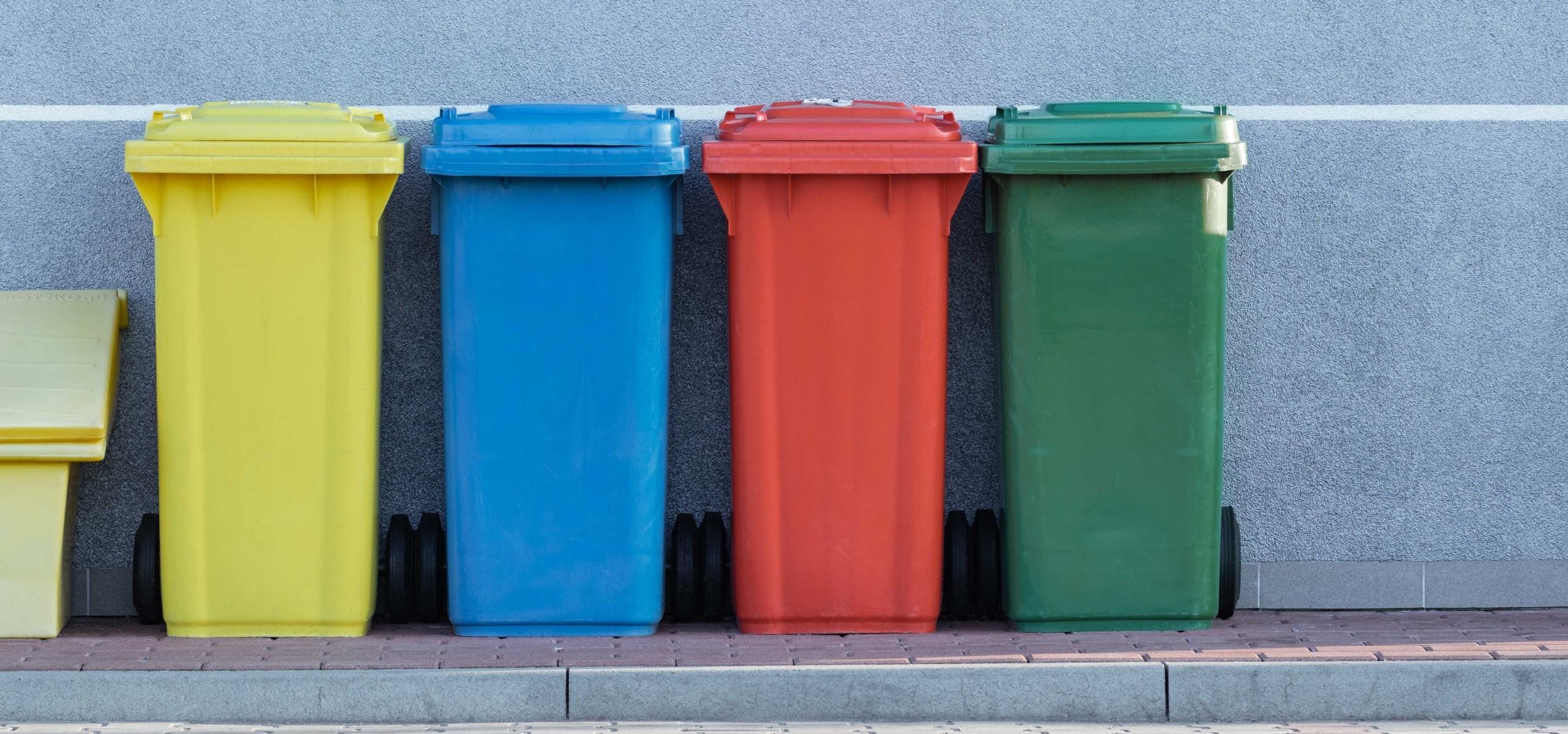Bestill søppeltaxi